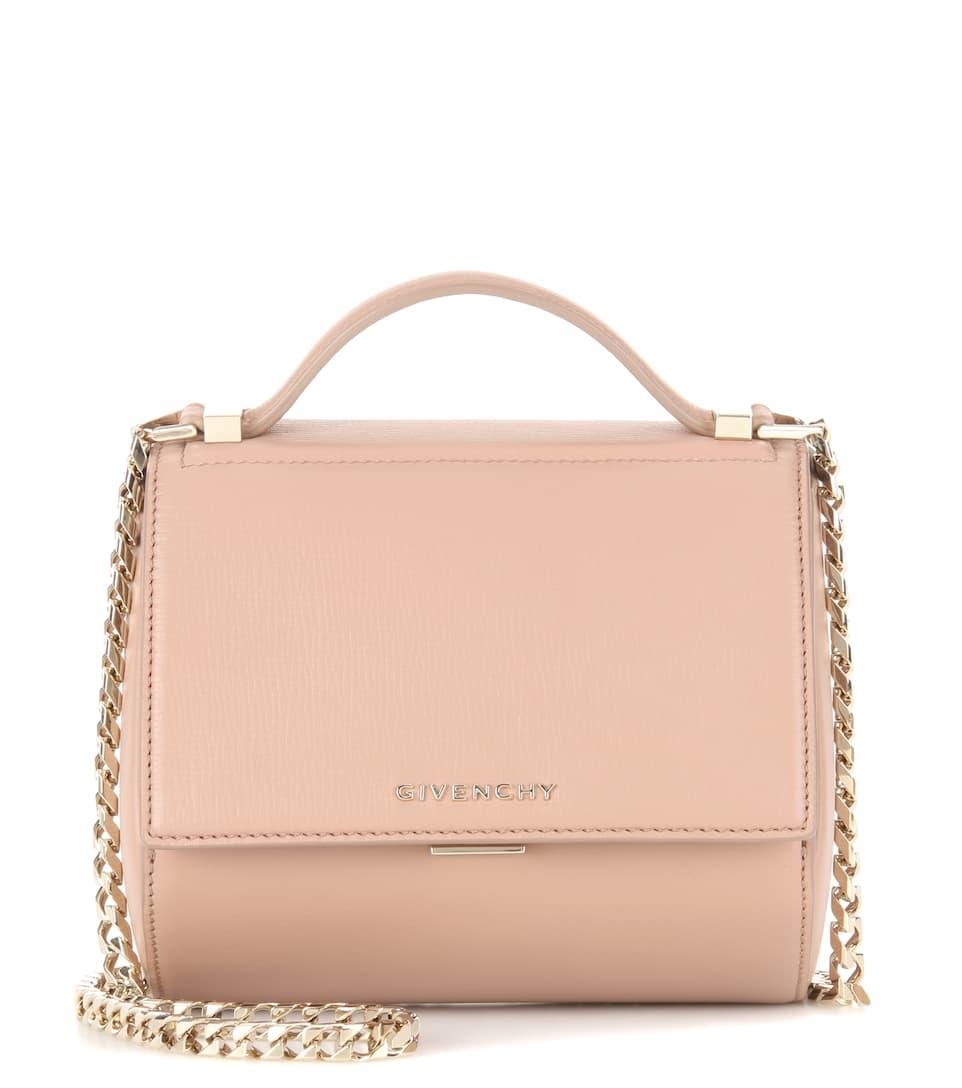 Givenchy Schultertasche Pandora Box Chain aus Leder