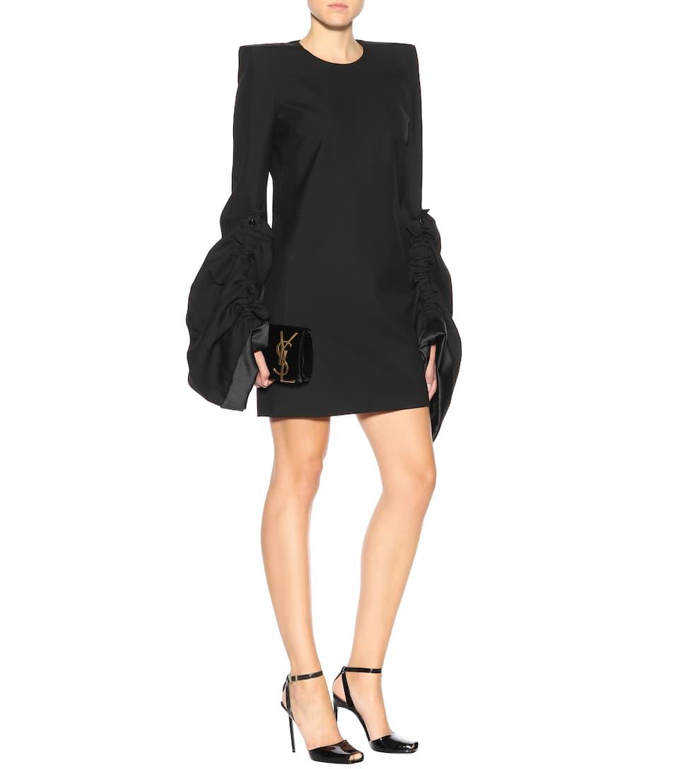 Saint Laurent Kleid aus Wolle