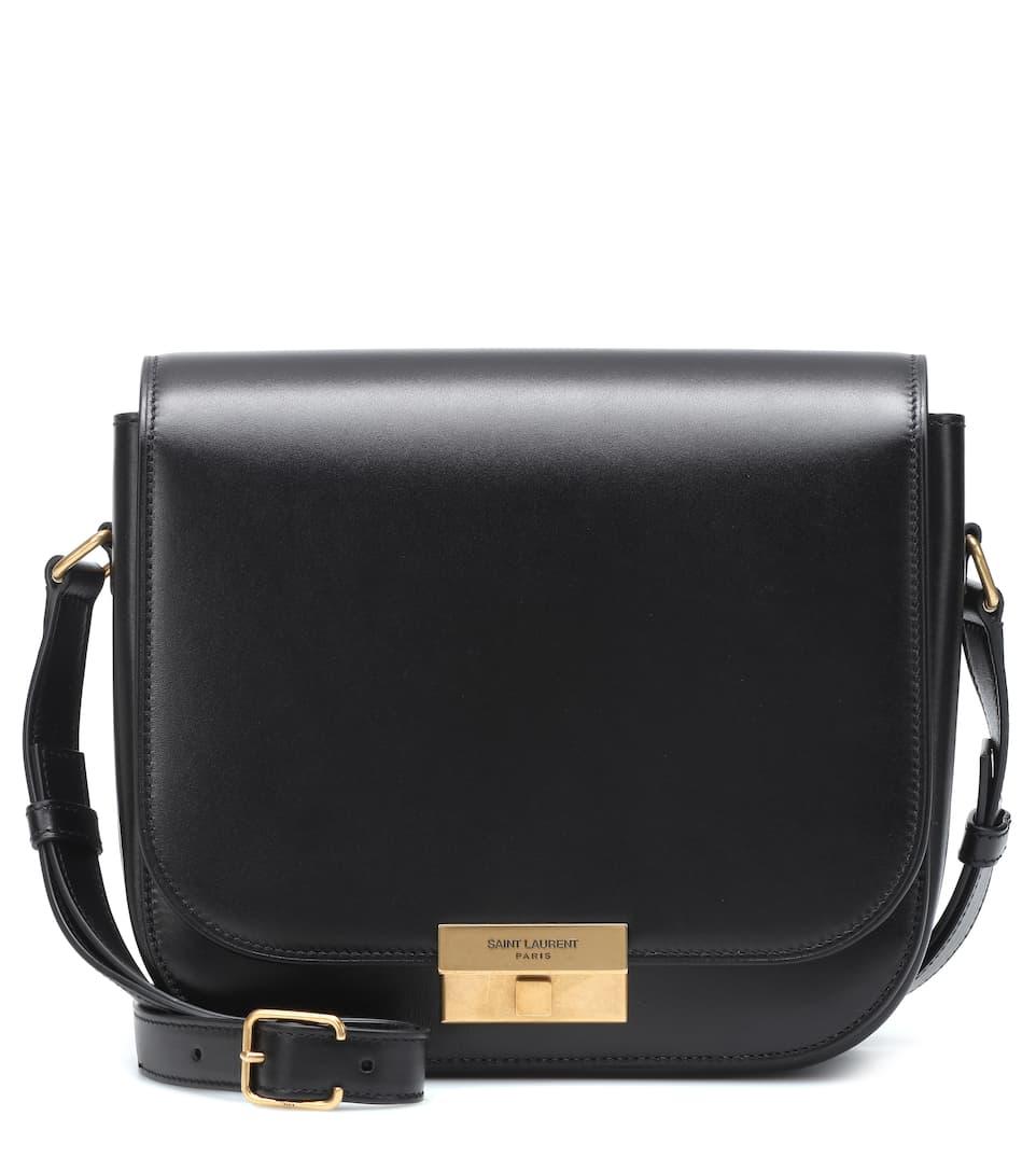56ef76c035 Betty Leather Shoulder Bag - Saint Laurent   mytheresa