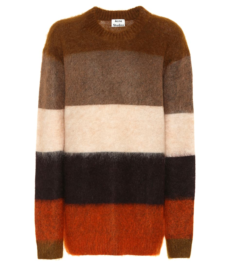 Albah Mohair Blend Sweater by Acne Studios