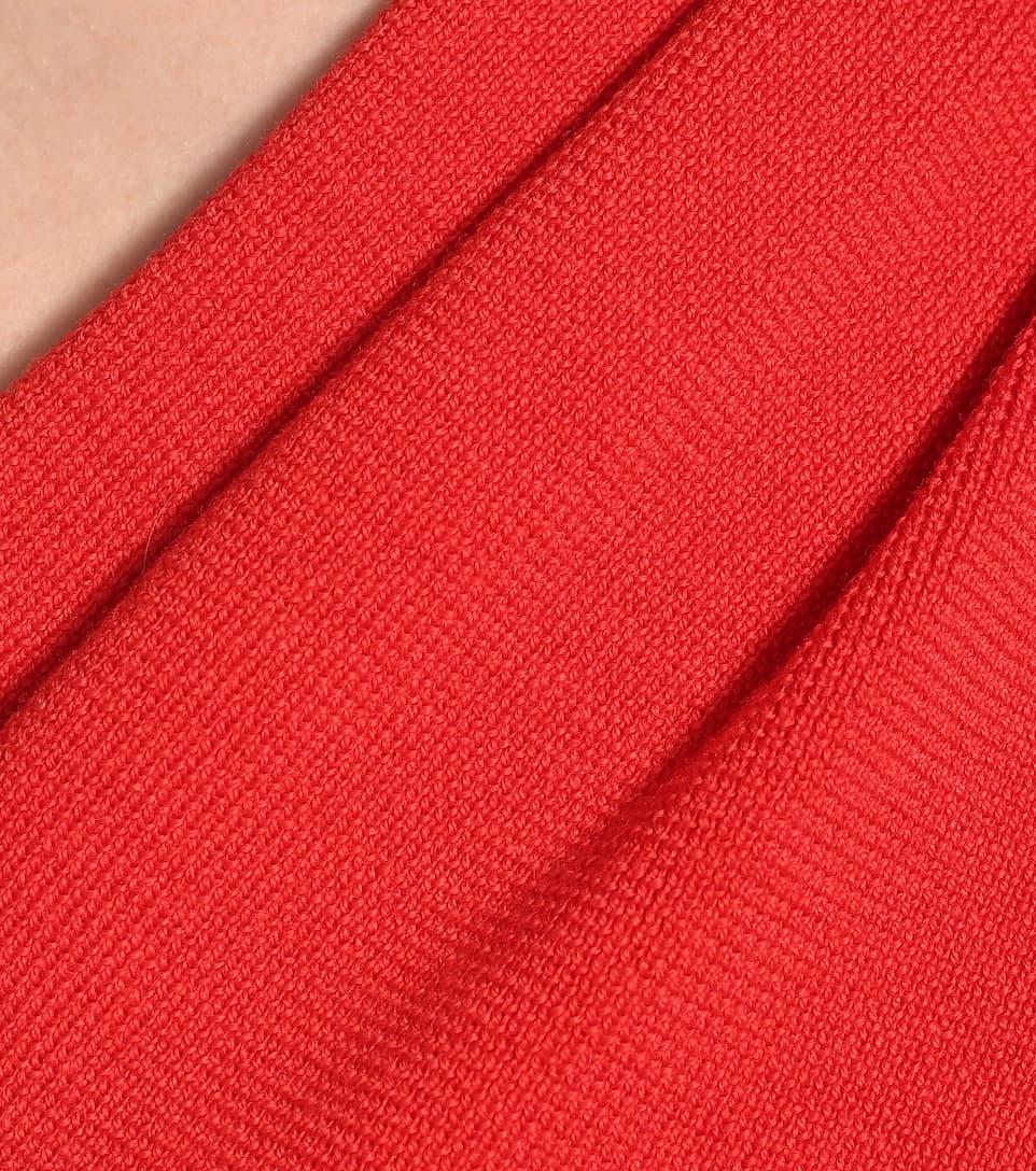 Monse - One-shoulder wool sweater