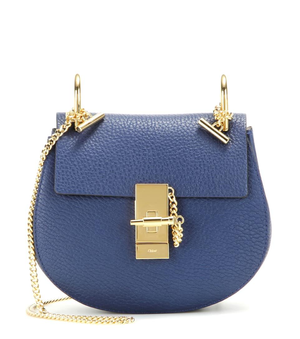 Chloé Shoulder Bag Drew Mini Of Leather