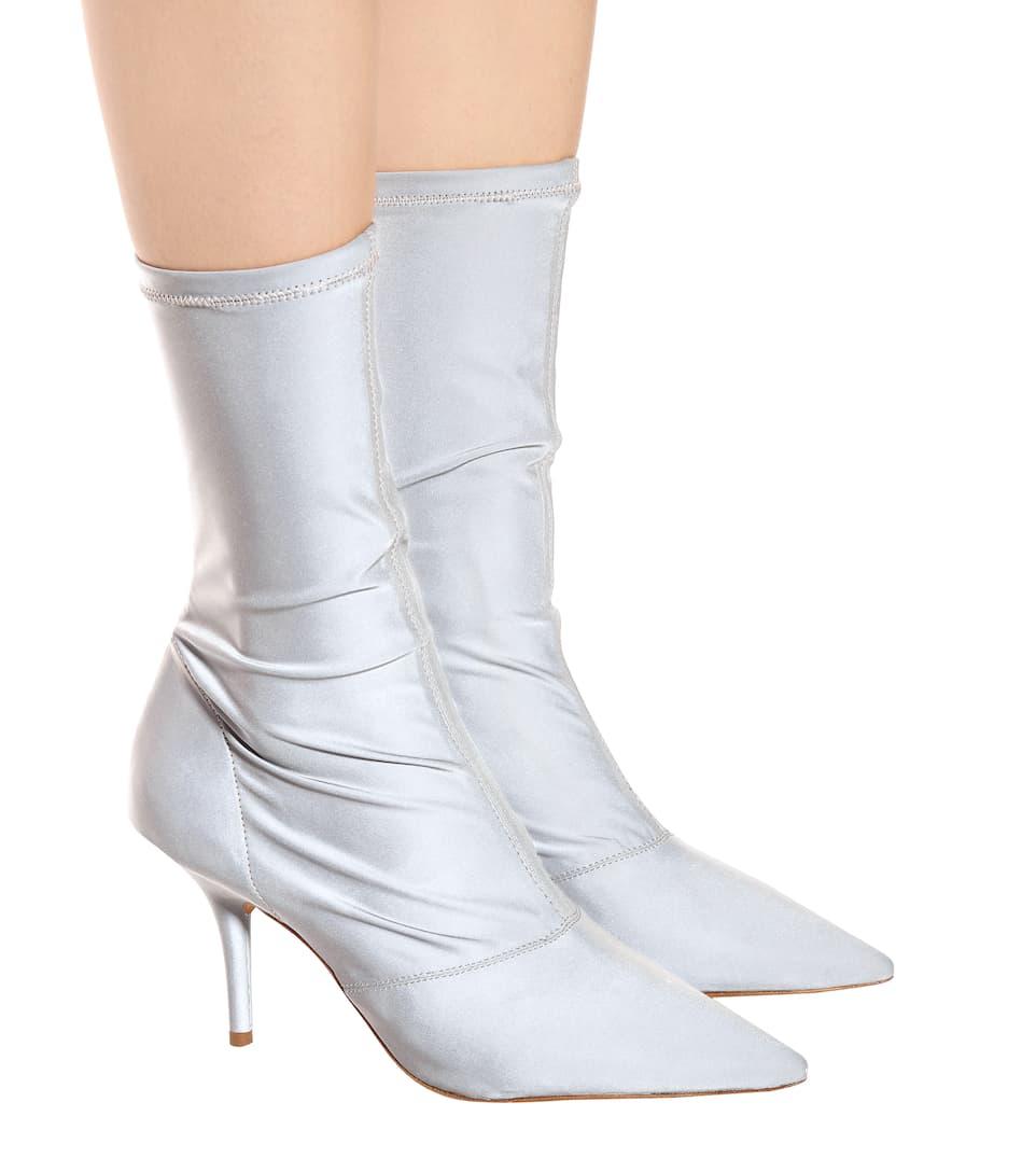 Yeezy Reflektierende Ankle Boots (SEASON 6)