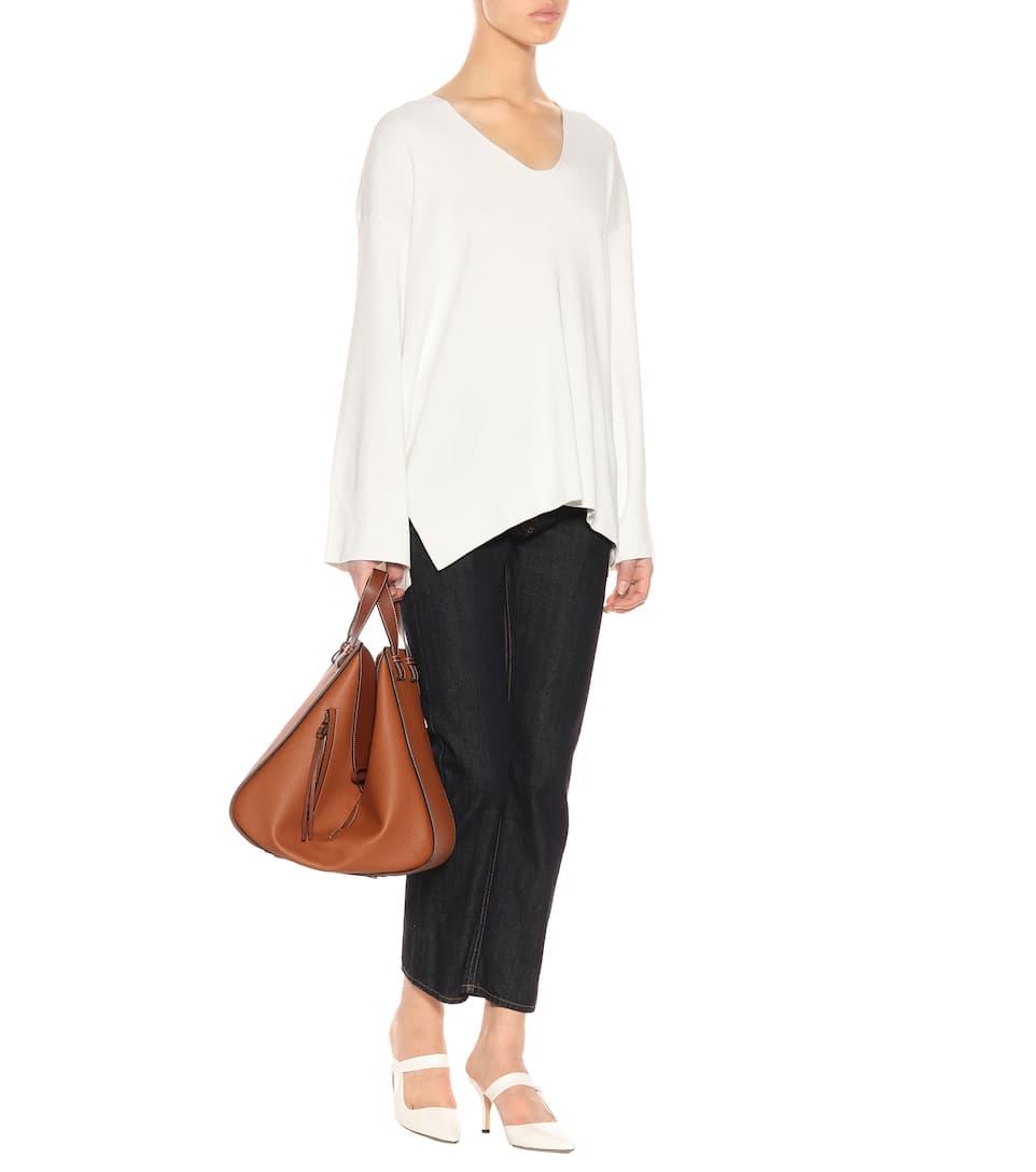 Perfekt Zum Verkauf The Row Pullover Lesli aus Seide und Baumwolle Preise Günstiger Preis Kaufen Günstig Online Billig Footlocker A3hEA