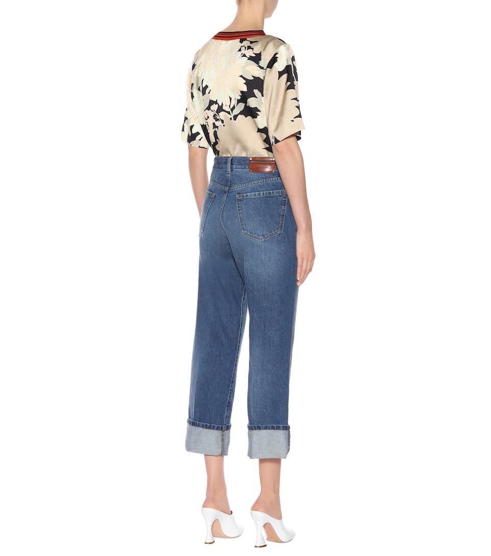 Dries Van Noten High-Rise Jeans