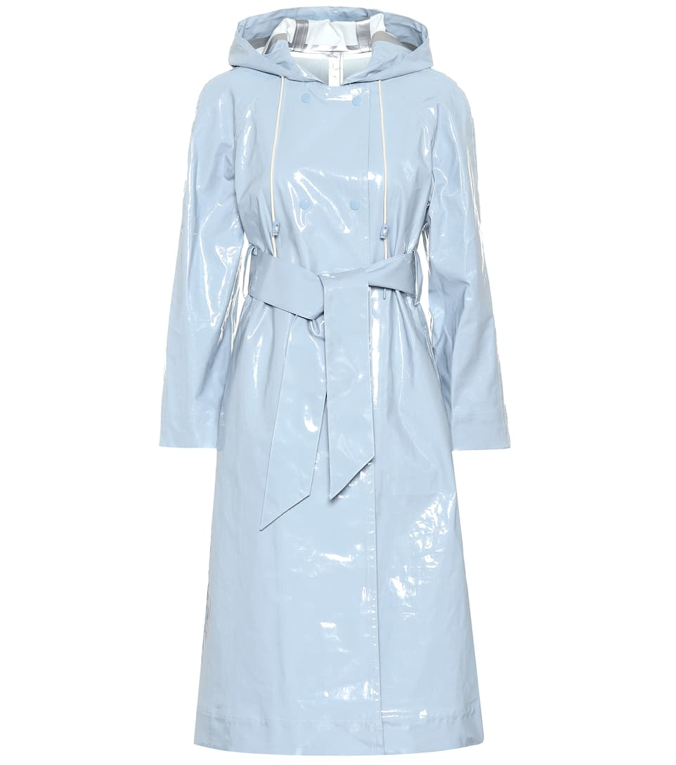 160bc952b3 Cotton-blend trench coat
