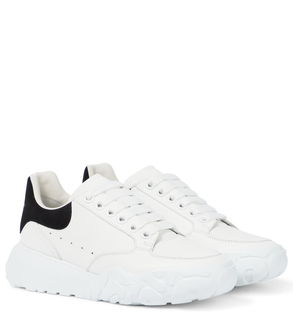 Court Leather Sneakers - Alexander