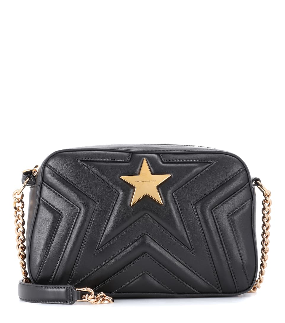 feb14f97dc1 Stella Star Small Shoulder Bag   Stella McCartney - mytheresa.com