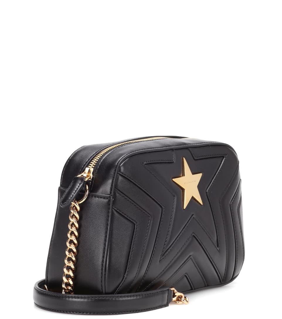 Stella McCartney Schultertasche Stella Star aus Kunstleder