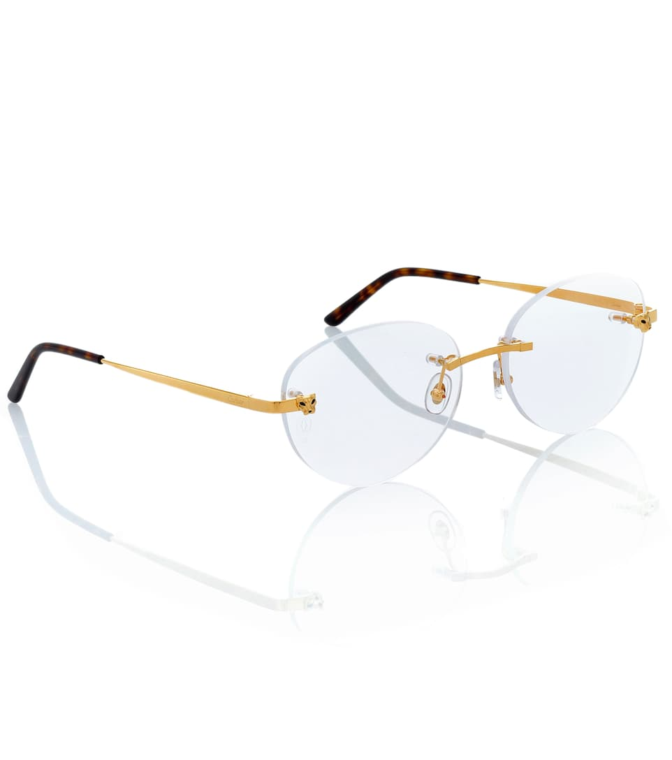 Brille Panthère De Cartier | Cartier Eyewear Collection - mytheresa.com