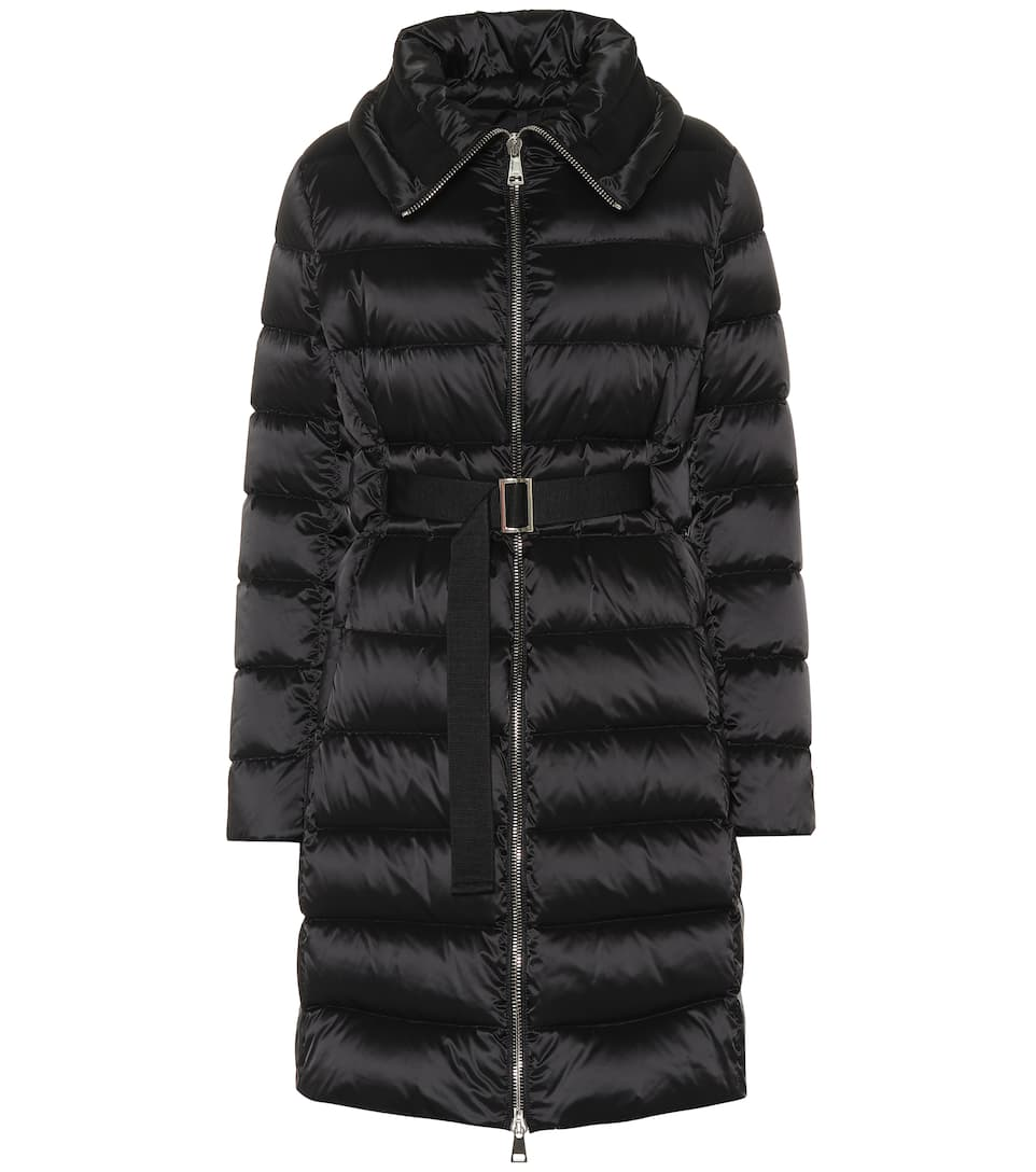 088ebda254f9 Bergeronette Quilted Down Coat - Moncler   mytheresa