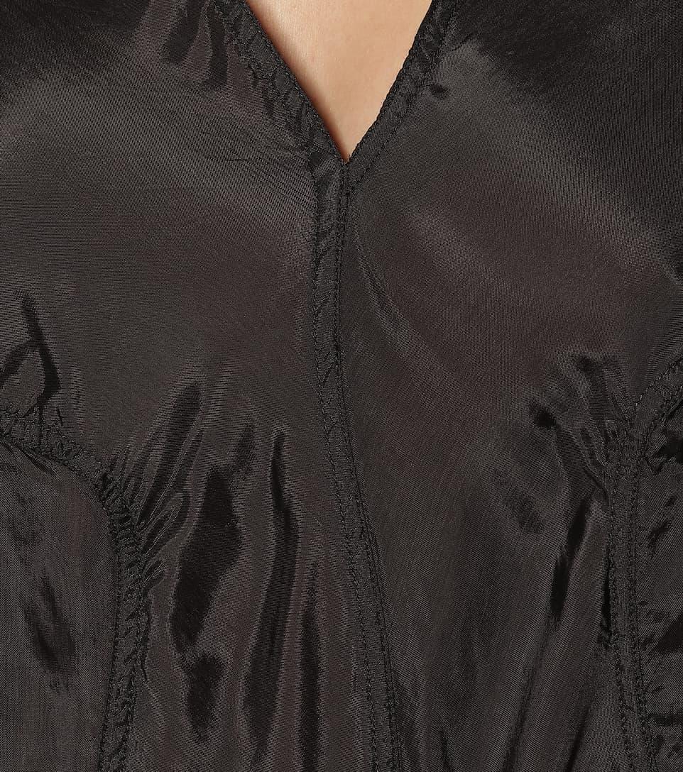 Rick Owens - Sateen gown