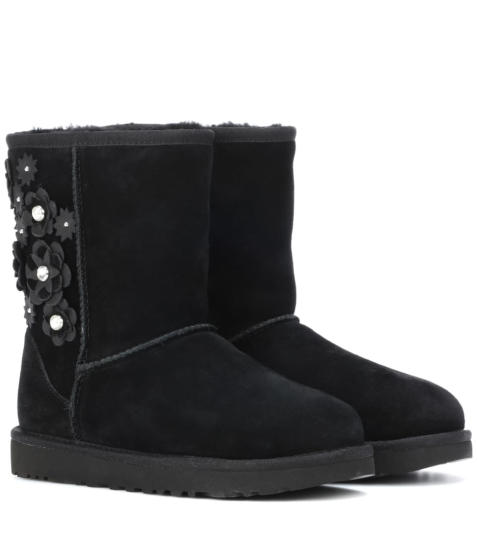 Classic Short Petal ankle boots UGG 6pwsFTt2tI
