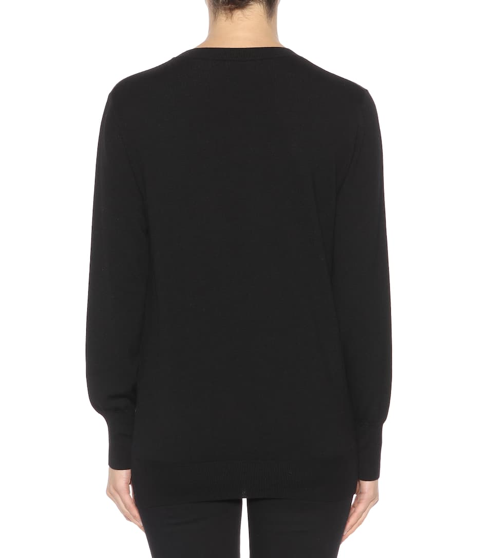 Loewe Pullover aus Wolle