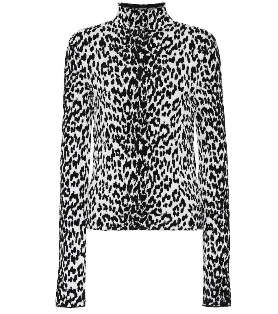 Suéter mezcla lana de de Blanc Givenchy Noir PHgqg