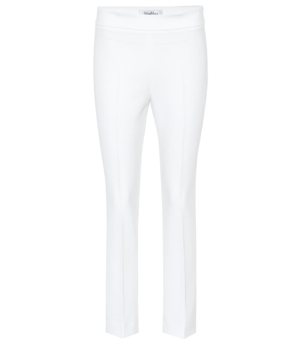 Gelly crêpe trousers Max Mara