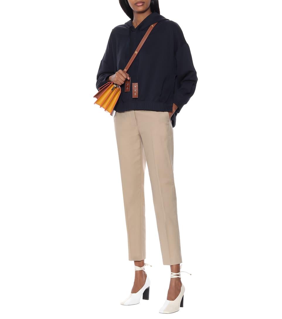 Dorothee Schumacher - Bold Silhouette cotton pants
