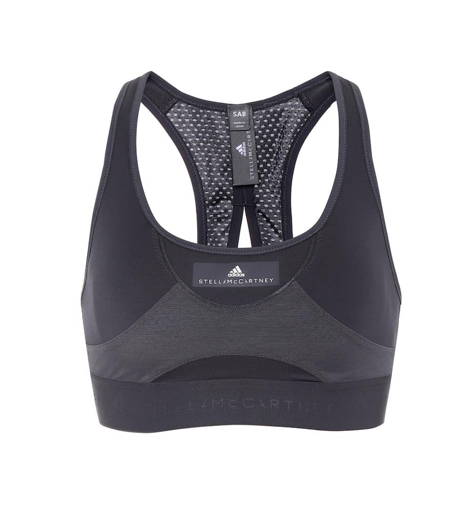 Adidas by Stella McCartney Sport-BH High Intensity Billig Verkauf In Deutschland Billig Verkauf Bester Verkauf 2018 Neue Preiswerte Online In Deutschland Verkauf Online lM29bz