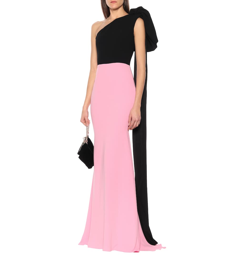 Anderson Crêpe Gown | Alex Perry - Mytheresa