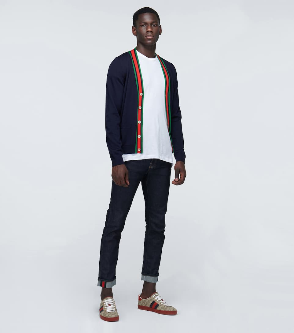 Gucci - Ace GG Supreme sneakers | Mytheresa
