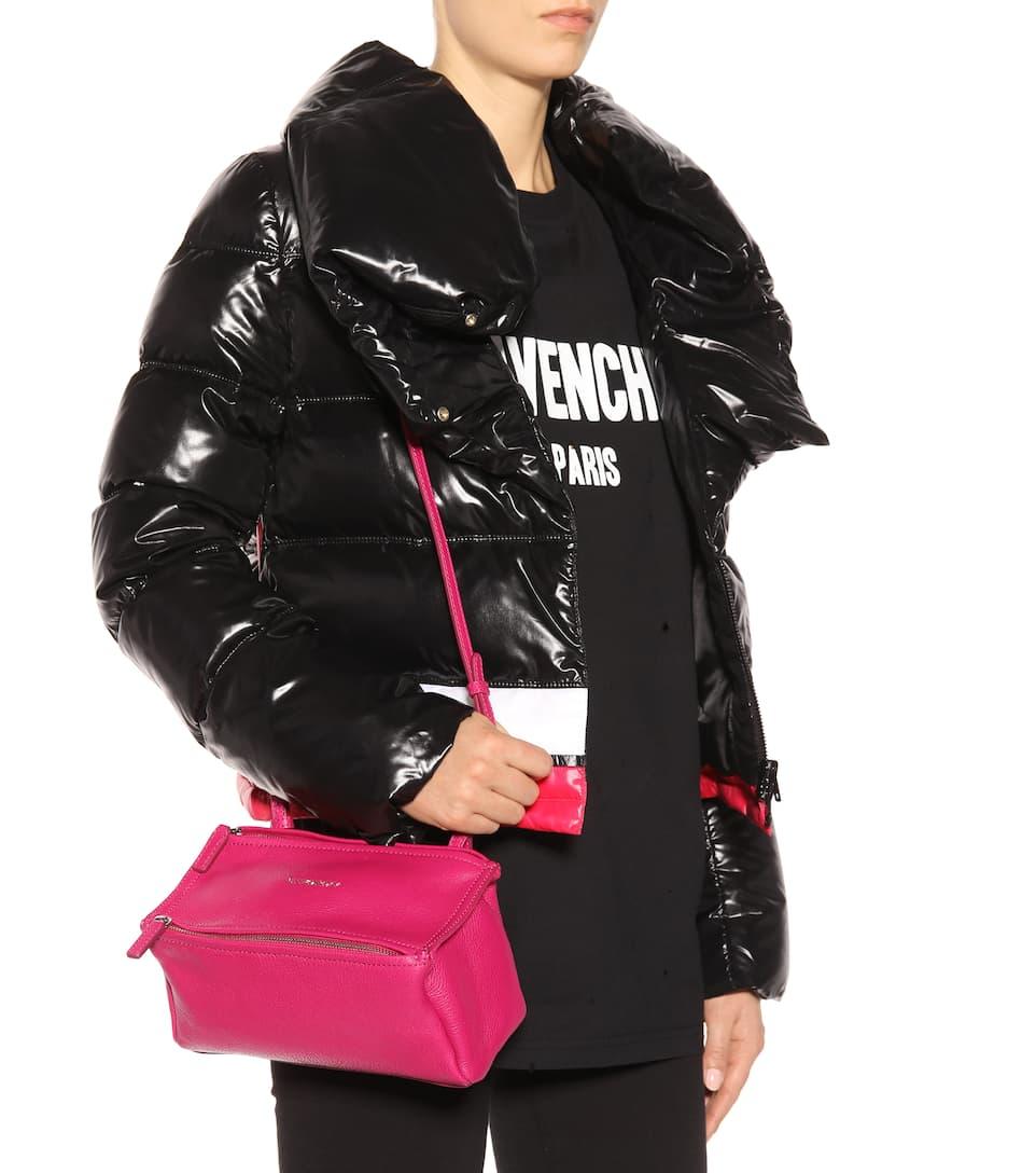 Parfait Pas Cher En Ligne Sac Cross-Body En Cuir Pandora Mini - Givenchy 2018 Fraîche Mastercard Pas Cher En Ligne Énorme Surprise En Ligne Collections En Ligne 0wMd9W