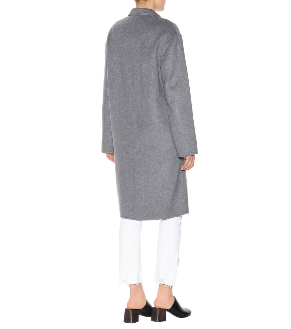 Kenzo Mantel aus einem Woll-Cashmere-Gemisch