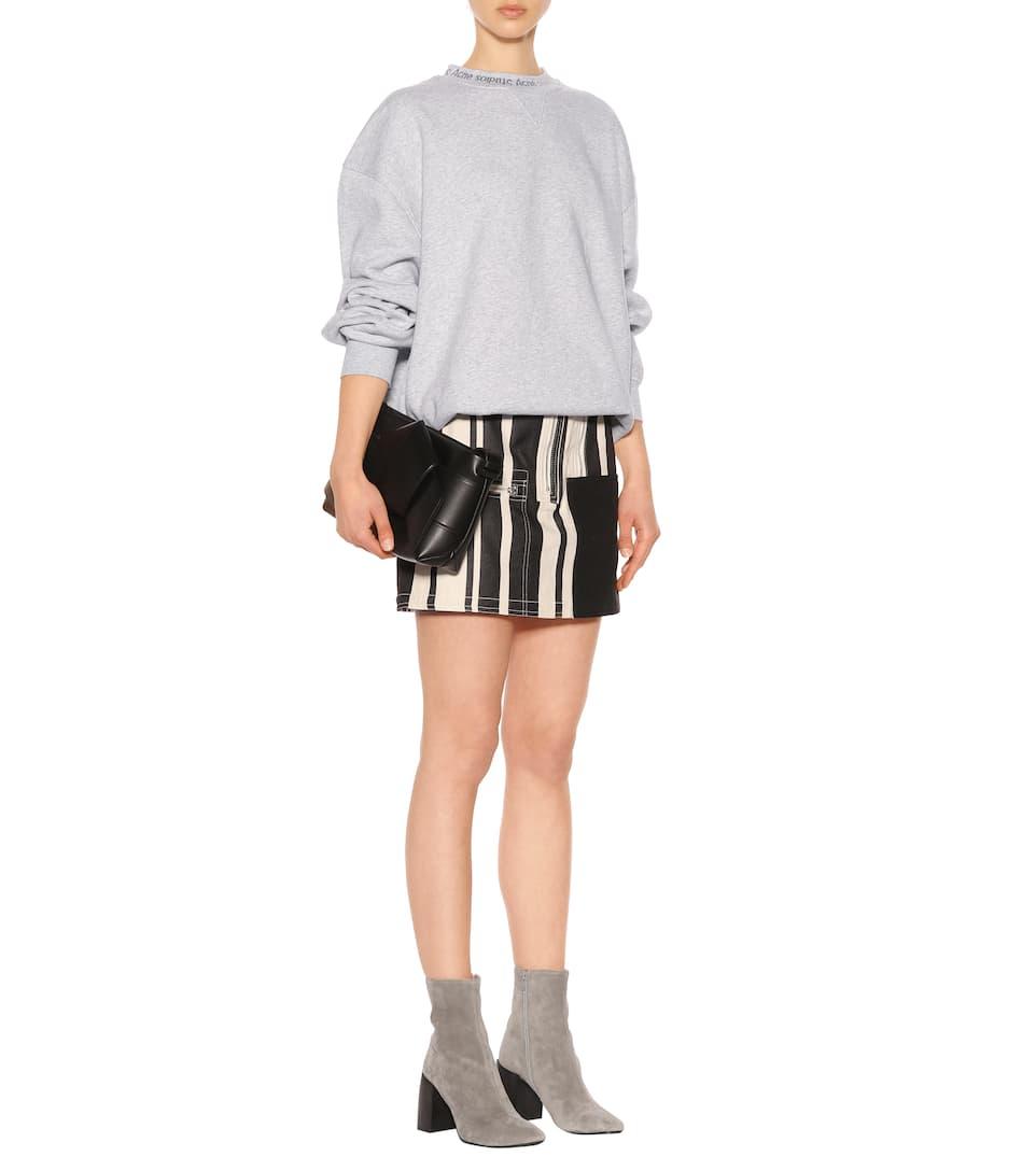 Acne Studios Sweatshirt Yana Of Cotton
