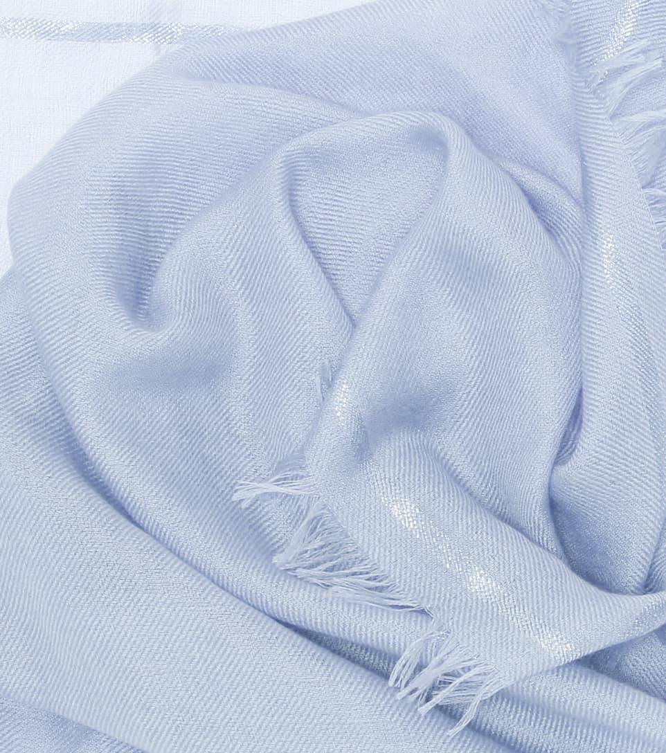 Nouvelle Arrivée Pas Cher En Ligne Cashmere And Silk Scarf - Loro Piana Vente Pas Cher Le Plus Récent Dégagement 100% Original En Vente En Ligne En Vente De Qualité Supérieure 3KisRk