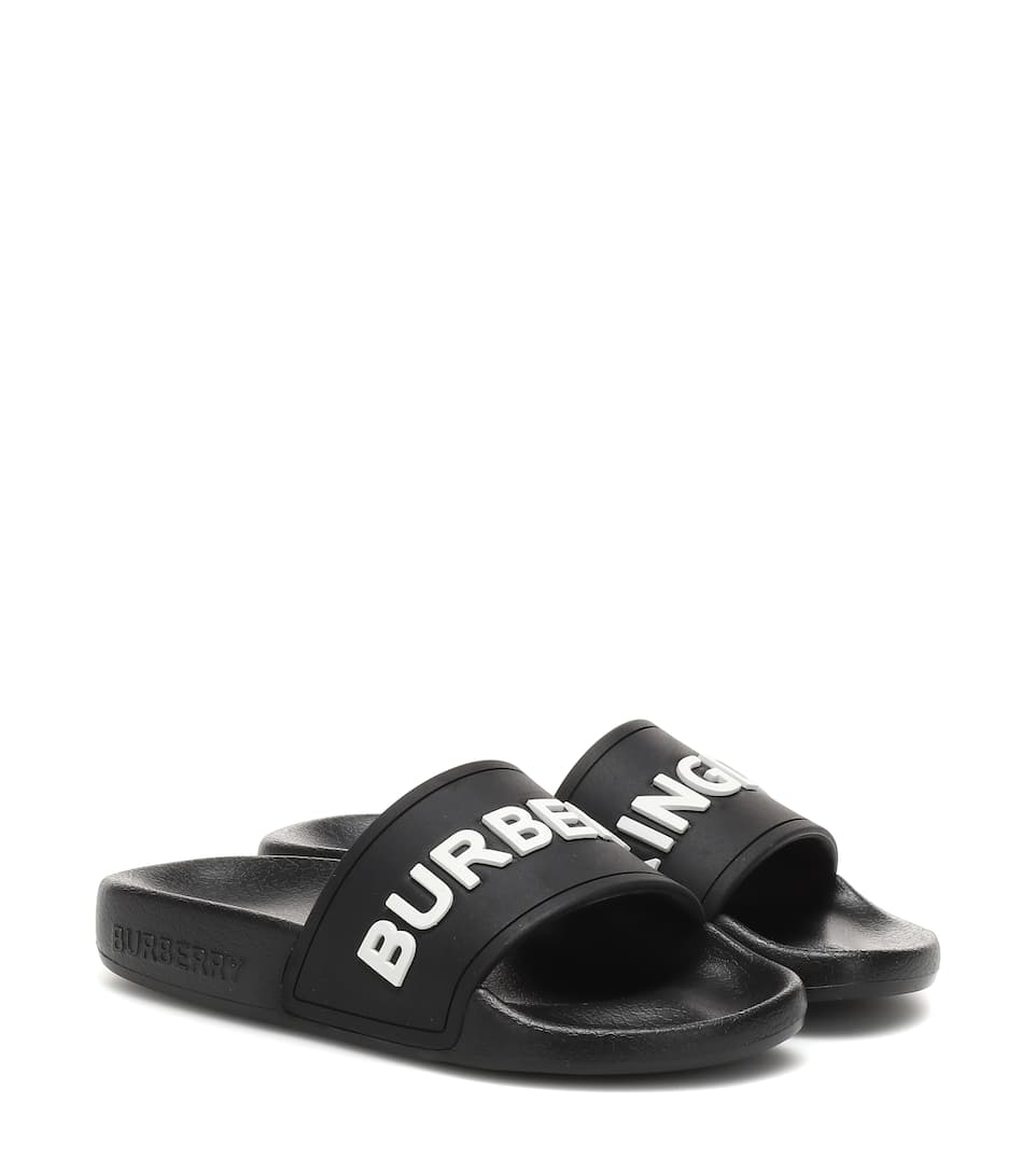 ed62c09793ea Burberry Kingdom Slides