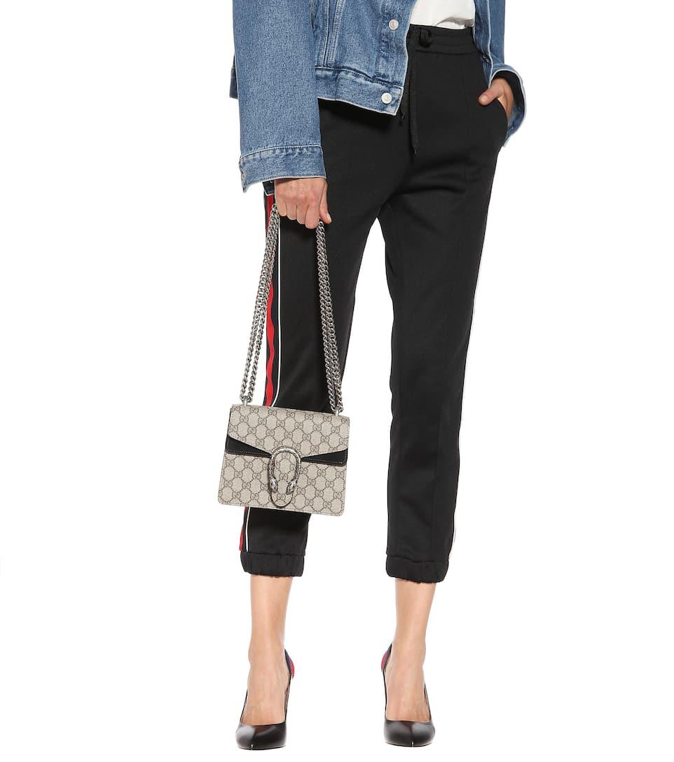 ef8e82c82c7a Dionysus Gg Supreme Mini Shoulder Bag - Gucci