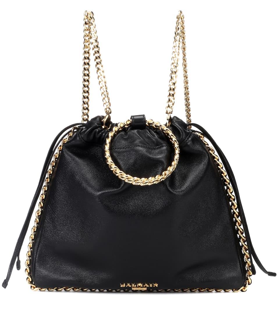 cd225ddd3f Blink Leather Backpack