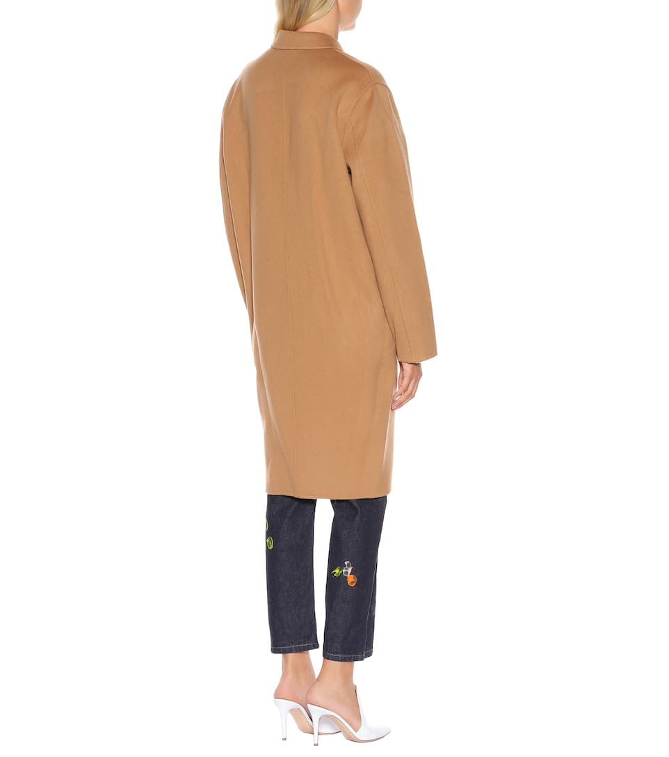 9c27b1bbf Avalon Doublé Wool And Cashmere Coat - Acne Studios