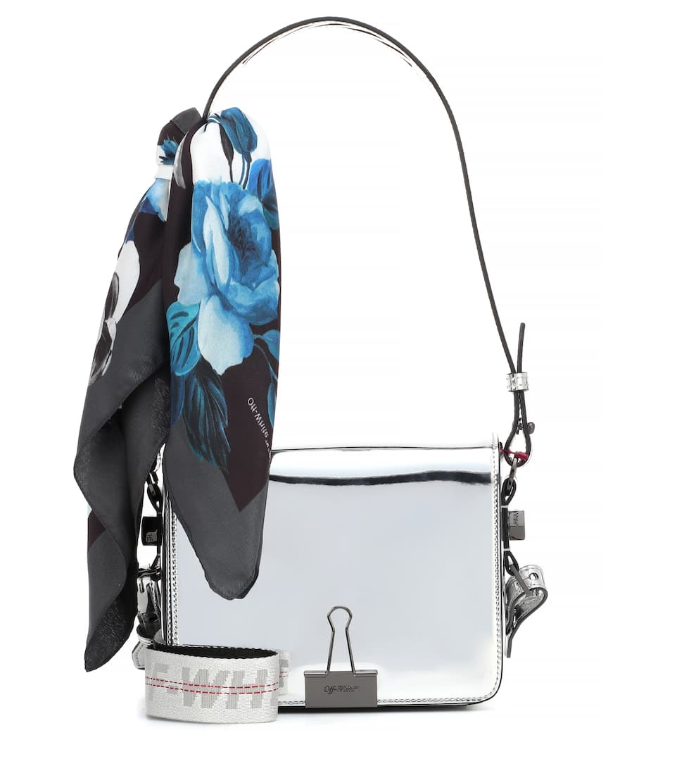 binder-clip-shoulder-bag by off-white
