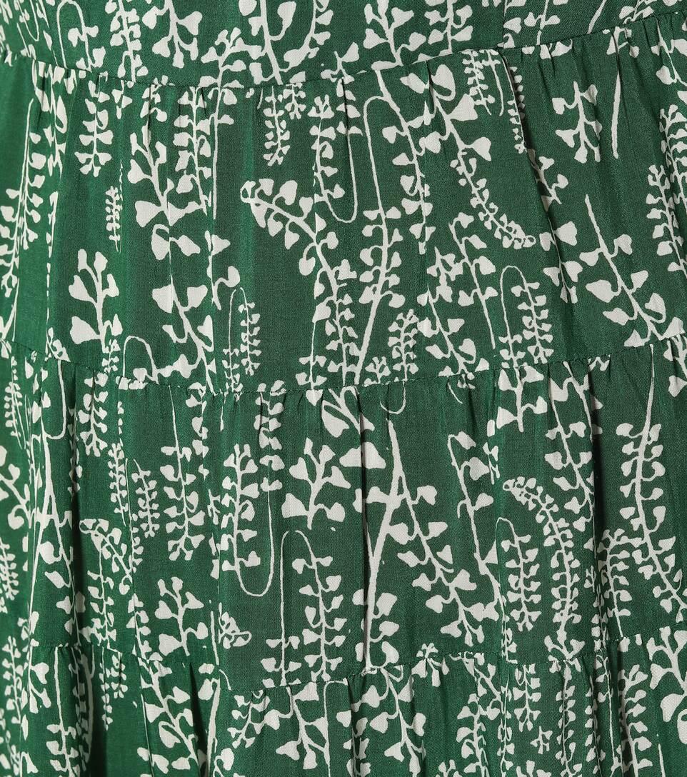 Rixo - Kristen cotton-blend maxi dress