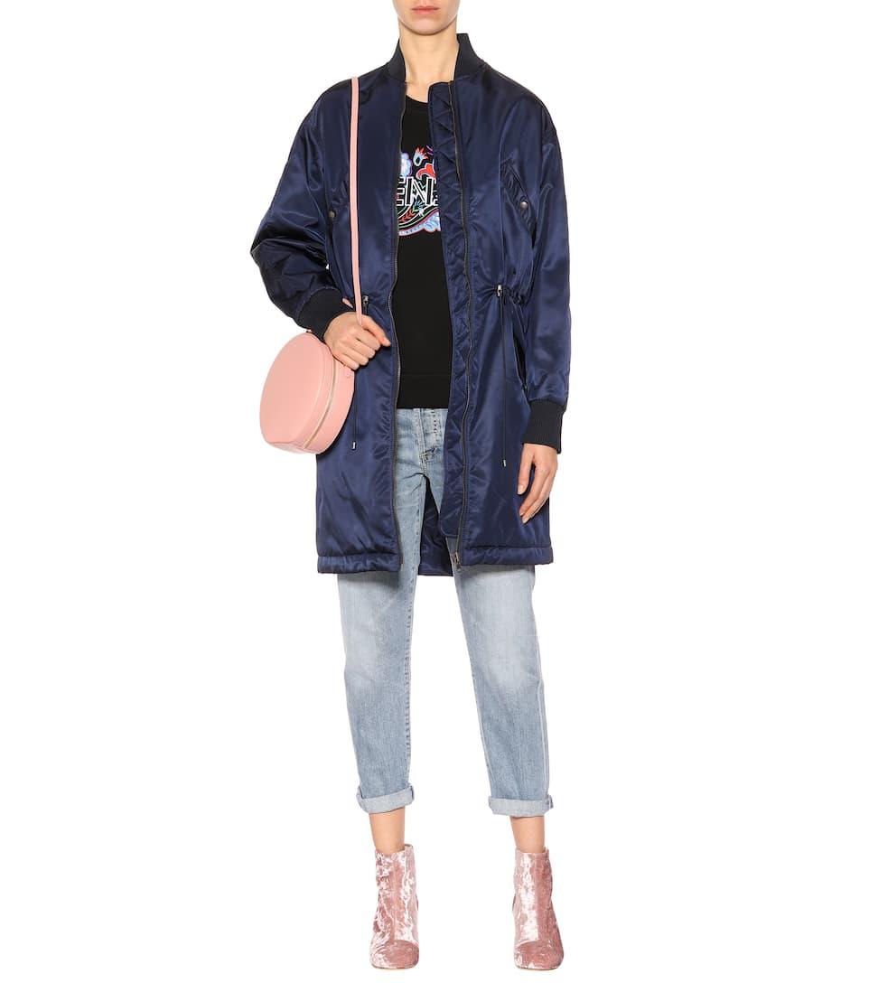Kenzo Bedrucktes Sweatshirt aus Baumwolle Sammlungen Günstiger Preis Spielraum 2018 Billig Verkauf Hochwertiger Bester Ort Zu Kaufen Amazon Günstiger Preis H3vrU7