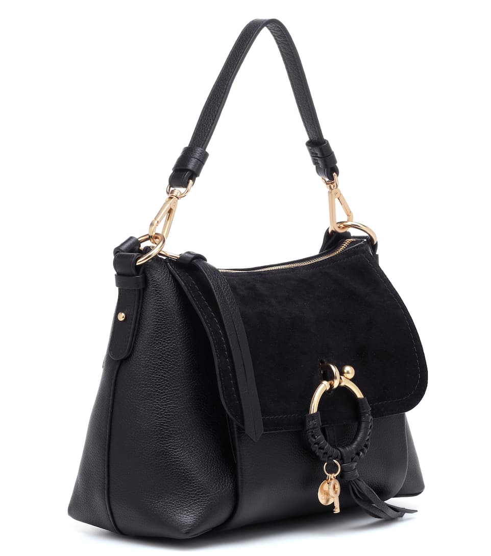 See By Chloé Schultertasche Joan Small aus Leder