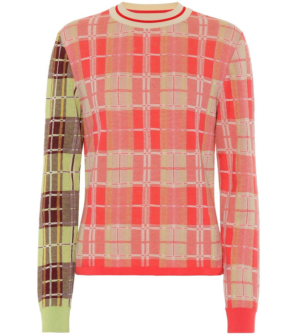 Marni Gemusterter Pullover aus Baumwolle