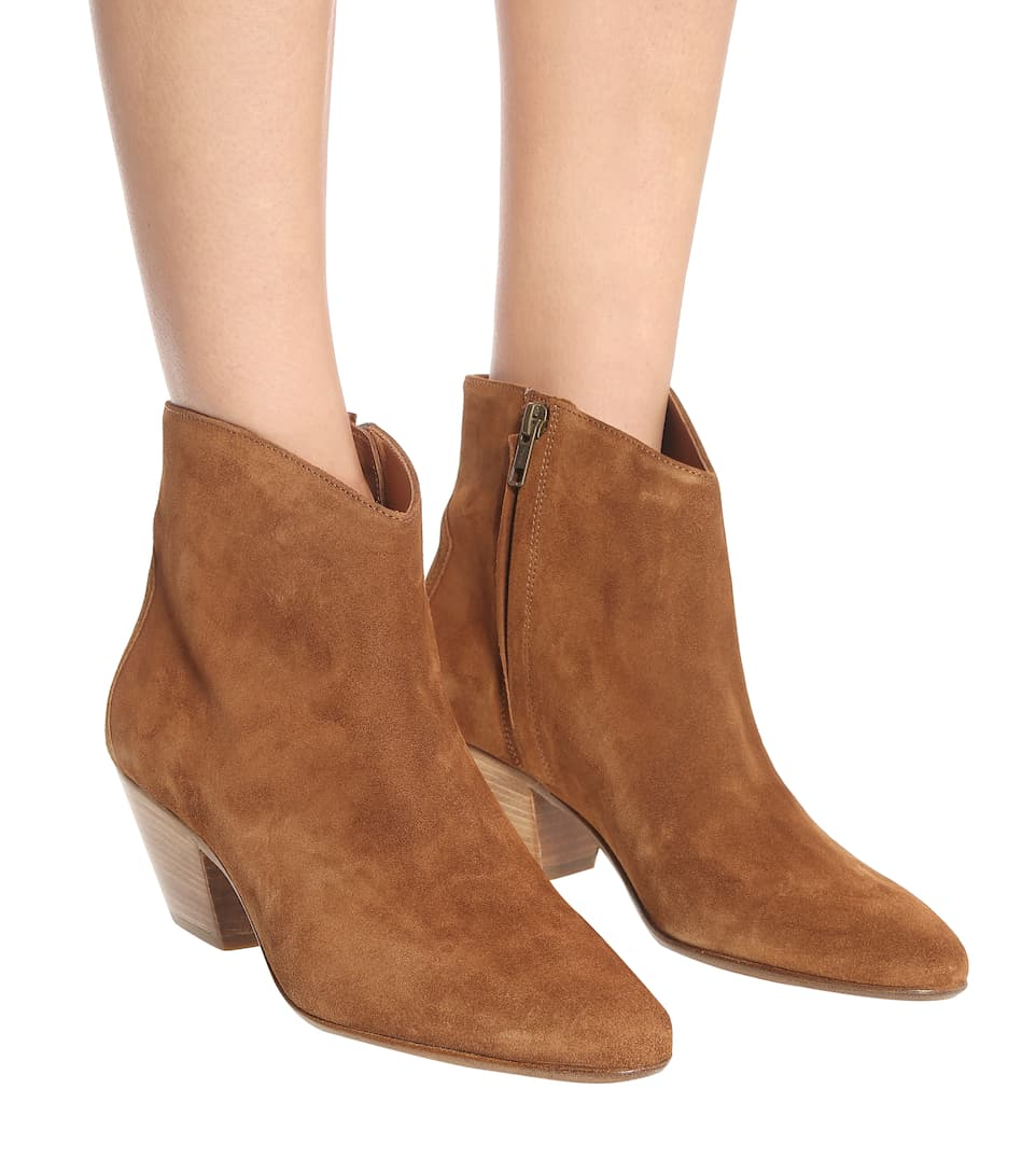 buy good 2019 factory price great variety models Dacken suede ankle boots