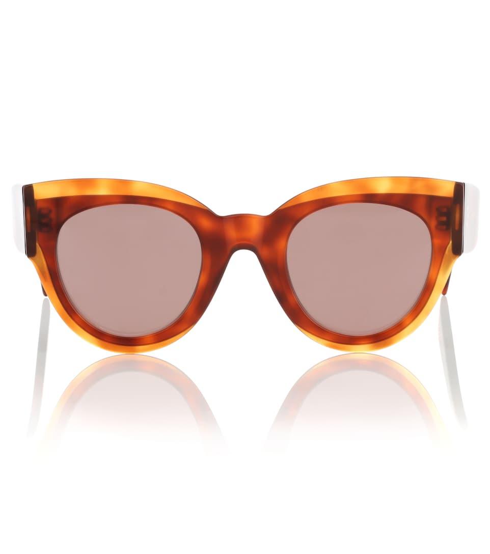 Petra Cat Eye Sunglasses by Céline Eyewear