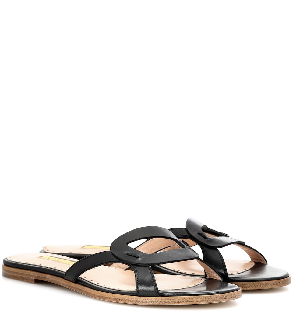 Rupert Sanderson Mules Maeve Of Leather