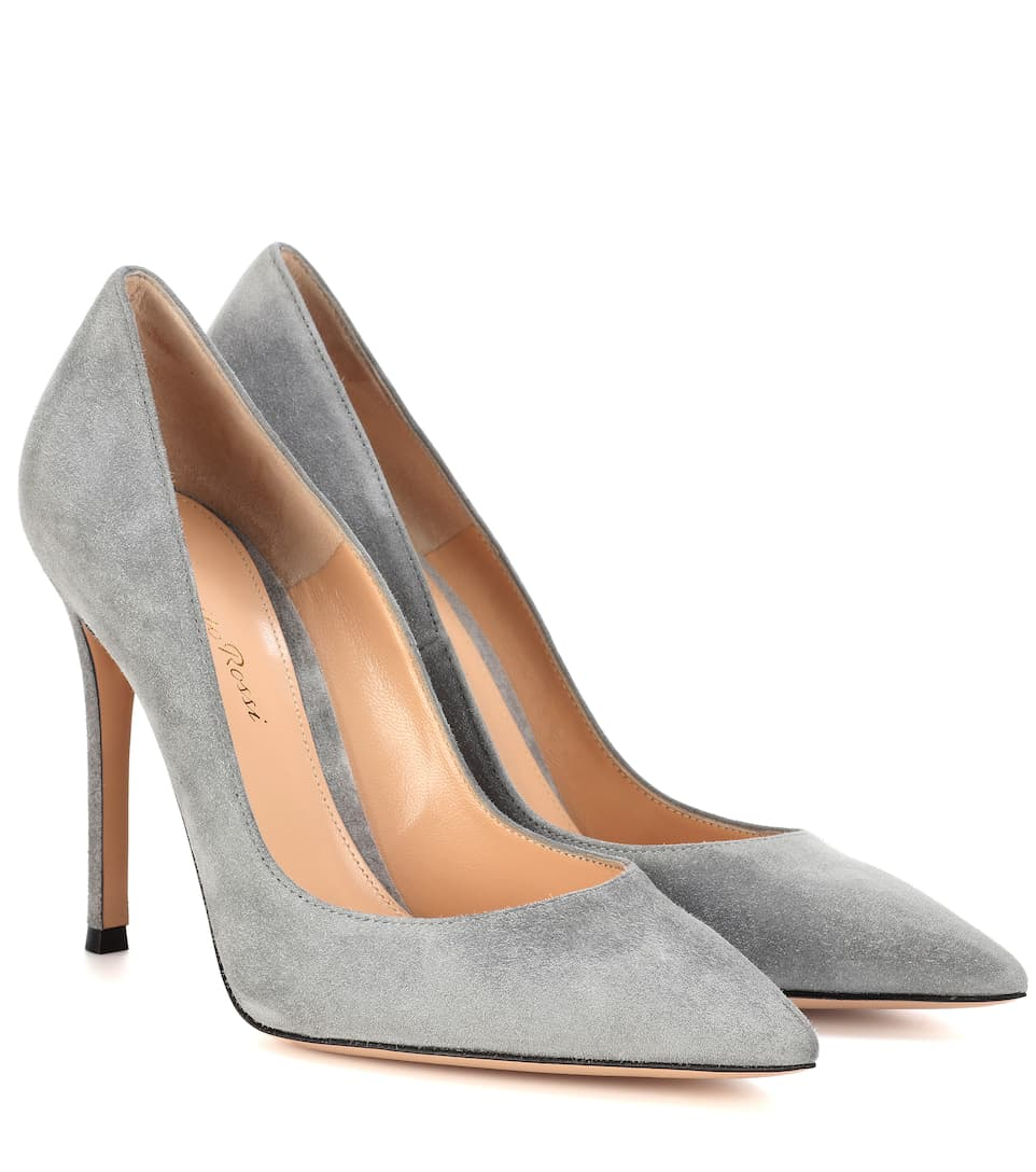 Sale Store Gianvito Rossi Suede pumps Clean And Classic A7sHxB7jZC