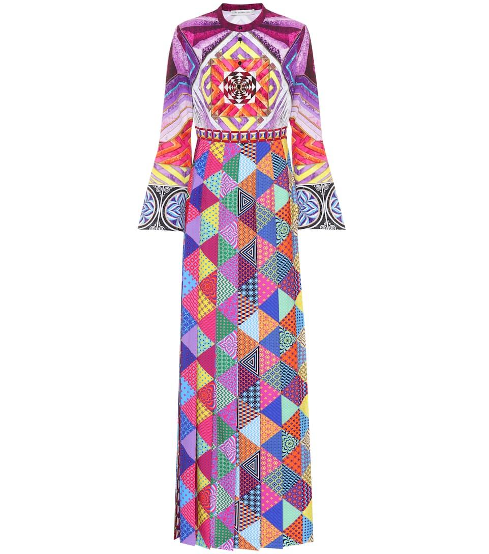 16a7dabcc04a Mary Katrantzou - Desimine crêpe gown | mytheresa.com