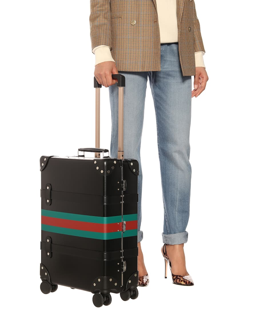 afa3062c0 X Globe-Trotter Carry-On Suitcase | Gucci - mytheresa.com