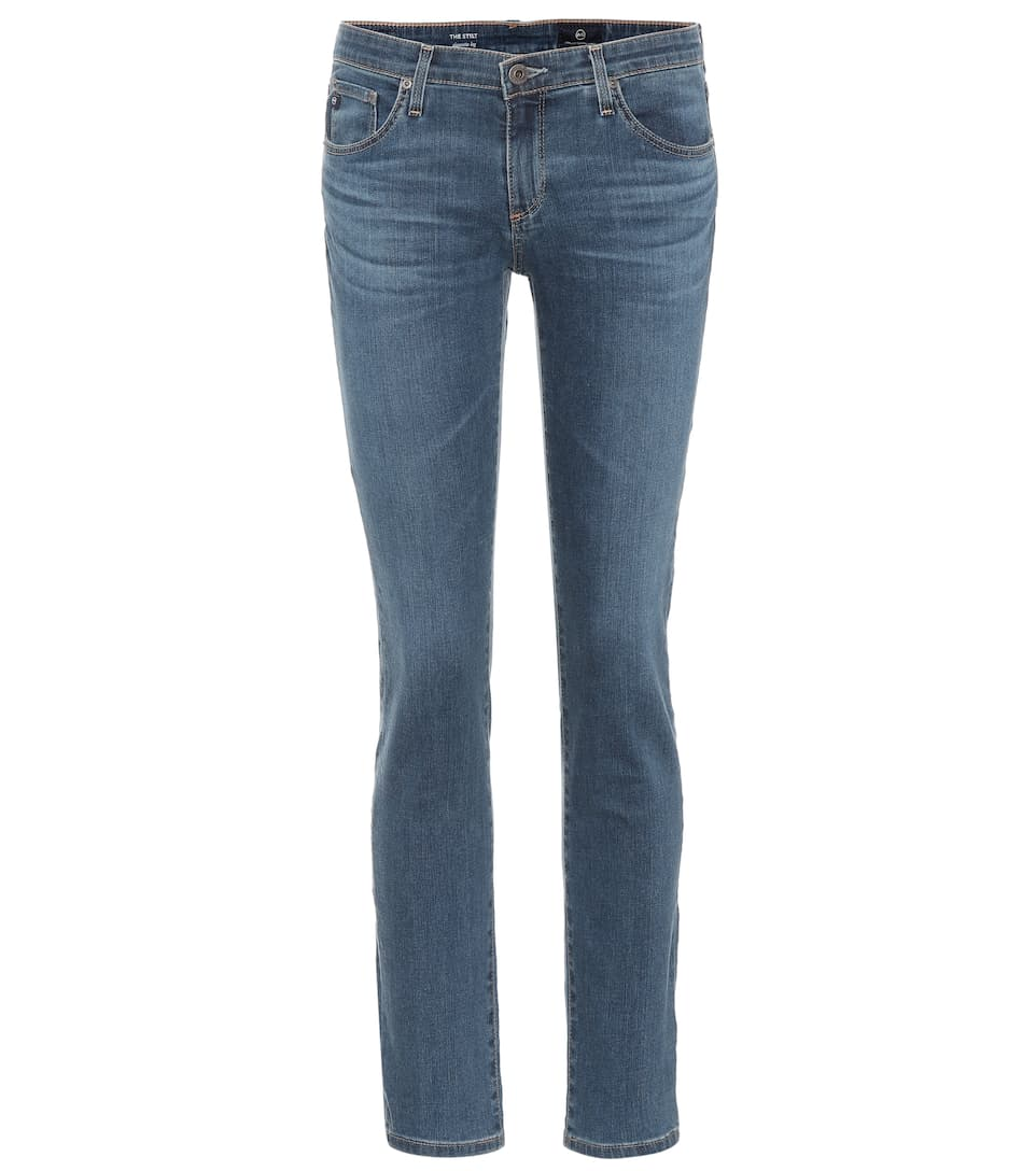 AG Jeans Skinny Jeans aus Stretch-Baumwolle