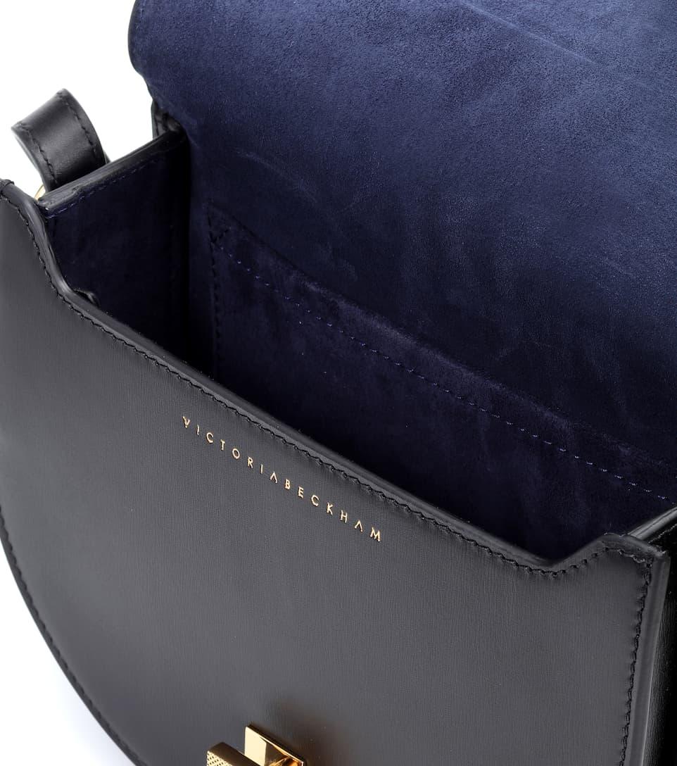 Victoria Beckham Shoulder Bag Half Moon Box Of Leather