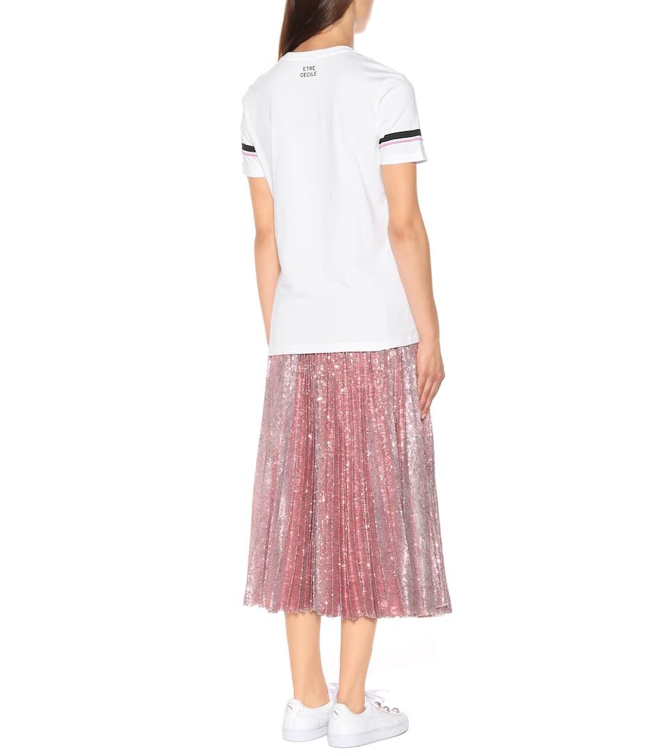 Bon Blanca Cécile Camiseta Bon Rose qwt6YU