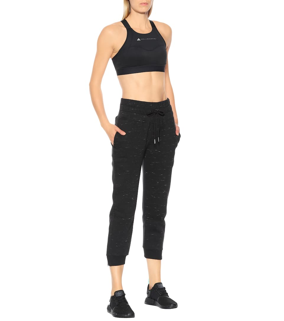 Mccartney Performance Top Cropped By Essential Adidas Stella OPkZwuliTX