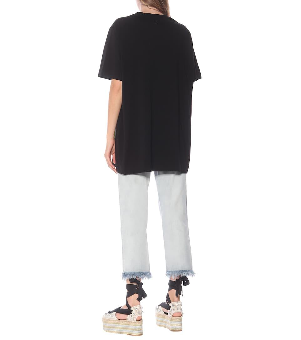 Paula's Ibiza 코튼 티셔츠 Loewe