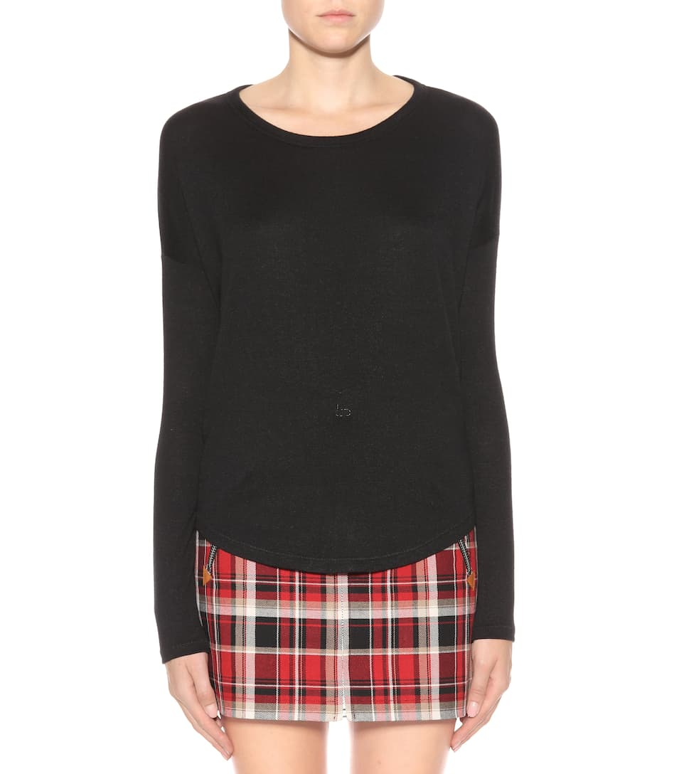 Rag & Bone Longsleeve Mit Stretch