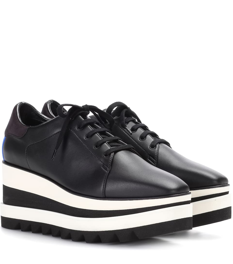 Outlet Excellent Fashion Style Stella McCartney Sneak Elyse platform sneakers black Outlet Lowest Price Discount Cheap Sast Online Wy2dHa